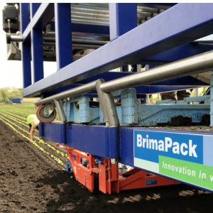 BrimaPack delivers 18-row Transplanter